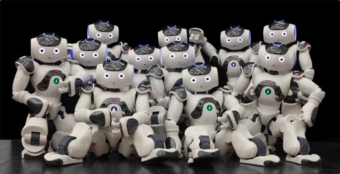 Robot domestique bient t chez vous nao le super robot made in france decr - Les robots domestiques ...