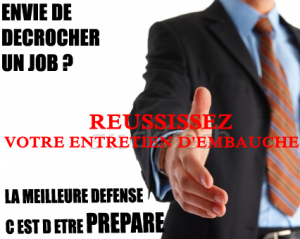 FORMATION ENTRETIEN D&rsquo;EMBAUCHE