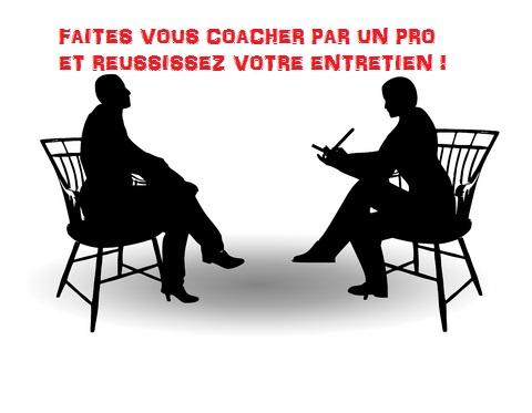 COACHING ENTRETIEN D'EMBAUCHE: