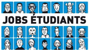 jobs etudiants