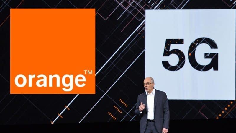 Parlez de la 5G à votre recruteur Orange