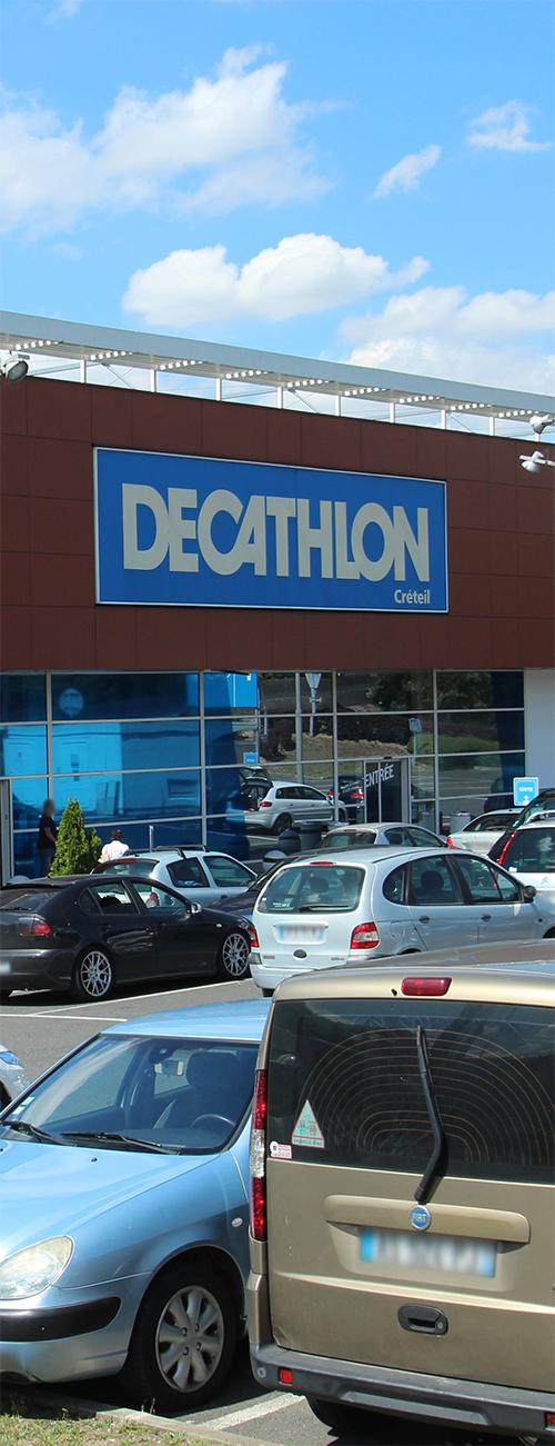 entretien embauche chez DECATHLON