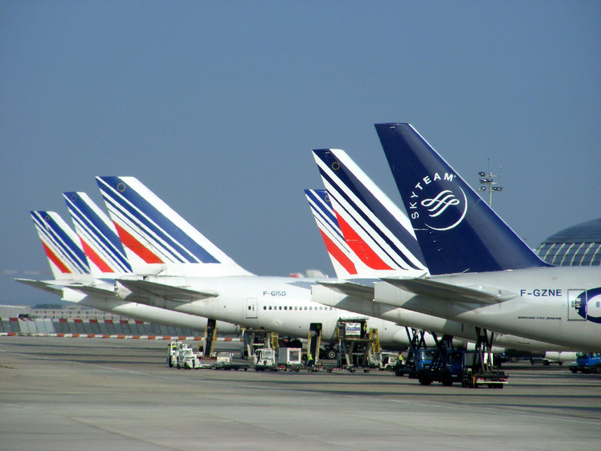 Entretien d'embauche Air France