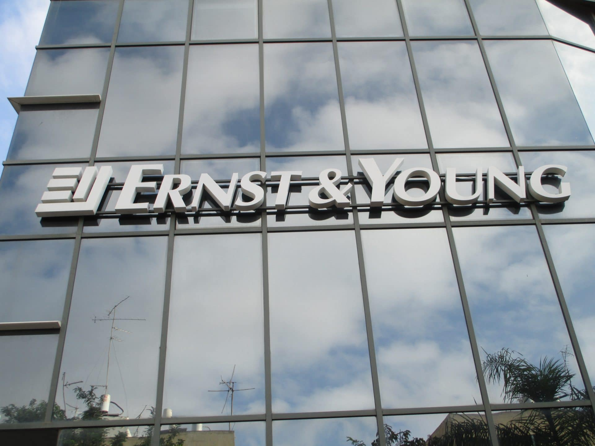 Immeuble Ernst & Young