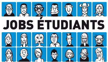 jobs etudiants