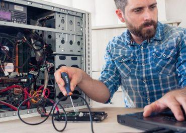 Entretien d'embauche support informatique