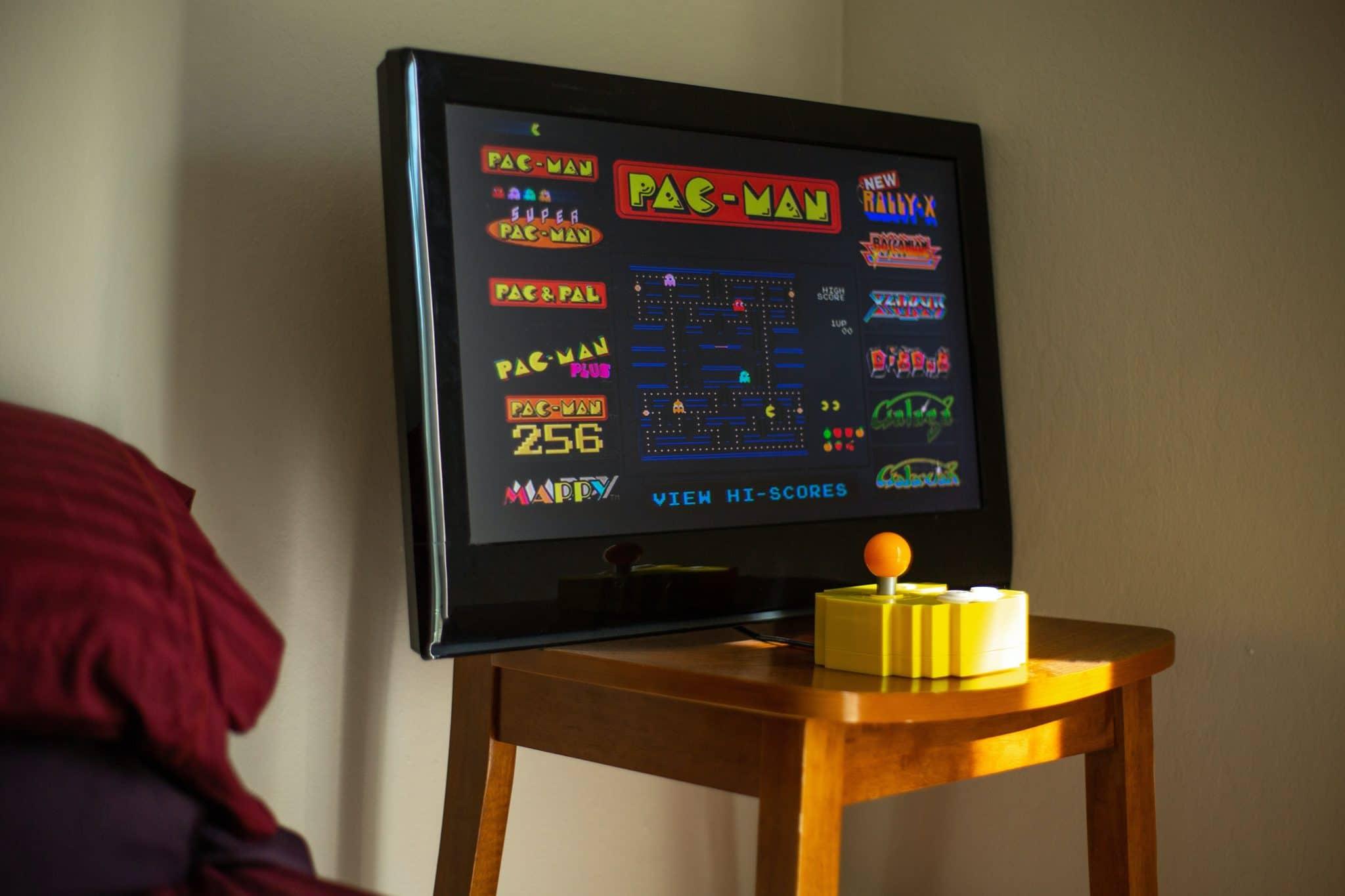 Programmation du jeu vidéo Pacman