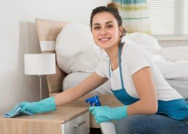 Entretien d'embauche femme de ménage