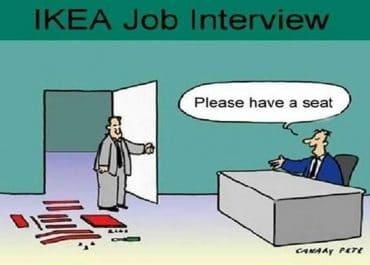 Test pratique pour réussir votre entretien d'embauche Ikea