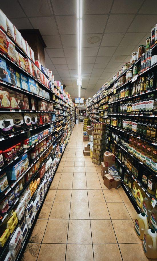 Apprenez à connaître les article des rayons des supermarchés