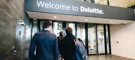 Bienvenue au sein du groupe Deloitte