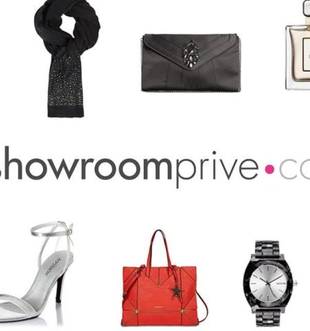 Citez les articles que vendent Showroomprive