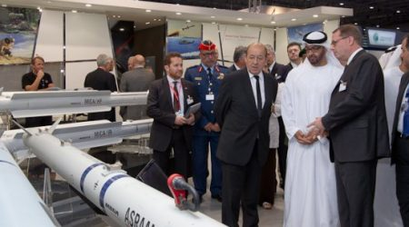 Commercial présentant les avantages du missile de chez MBDA