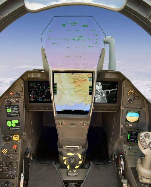 Définissez les atous du cokpit du Rafale lors de votre entretien d'embauche chez Thales Aérospatial