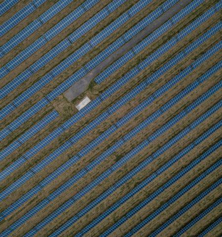 Énergie solaire chez total
