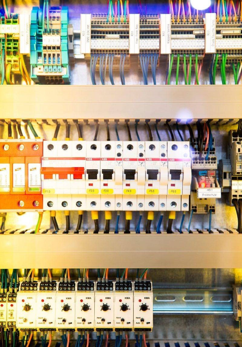 Etude électriques d'un chantier