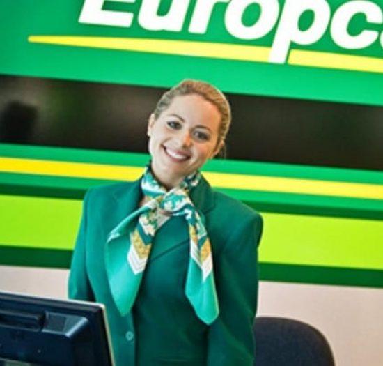 Hôtesse d'accueil chez Europcar