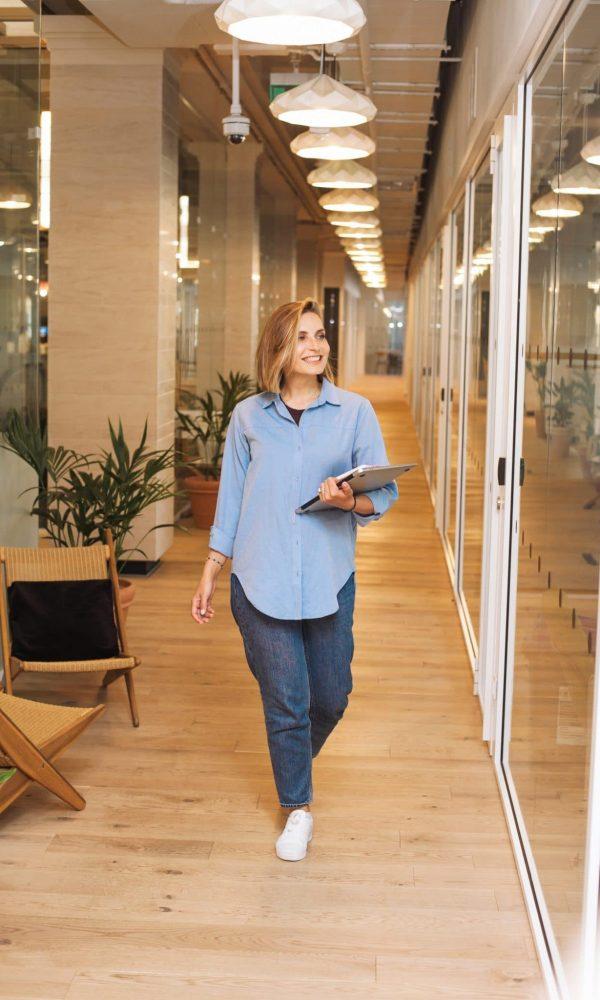 La start-up abrite une consultante dans ses bureaux