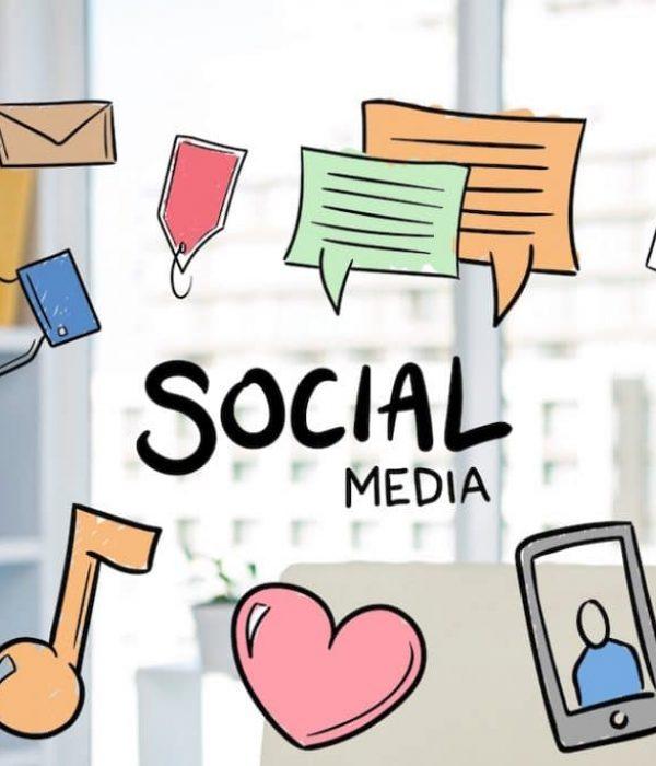 en entretien, connaissez les différents médias sociaux