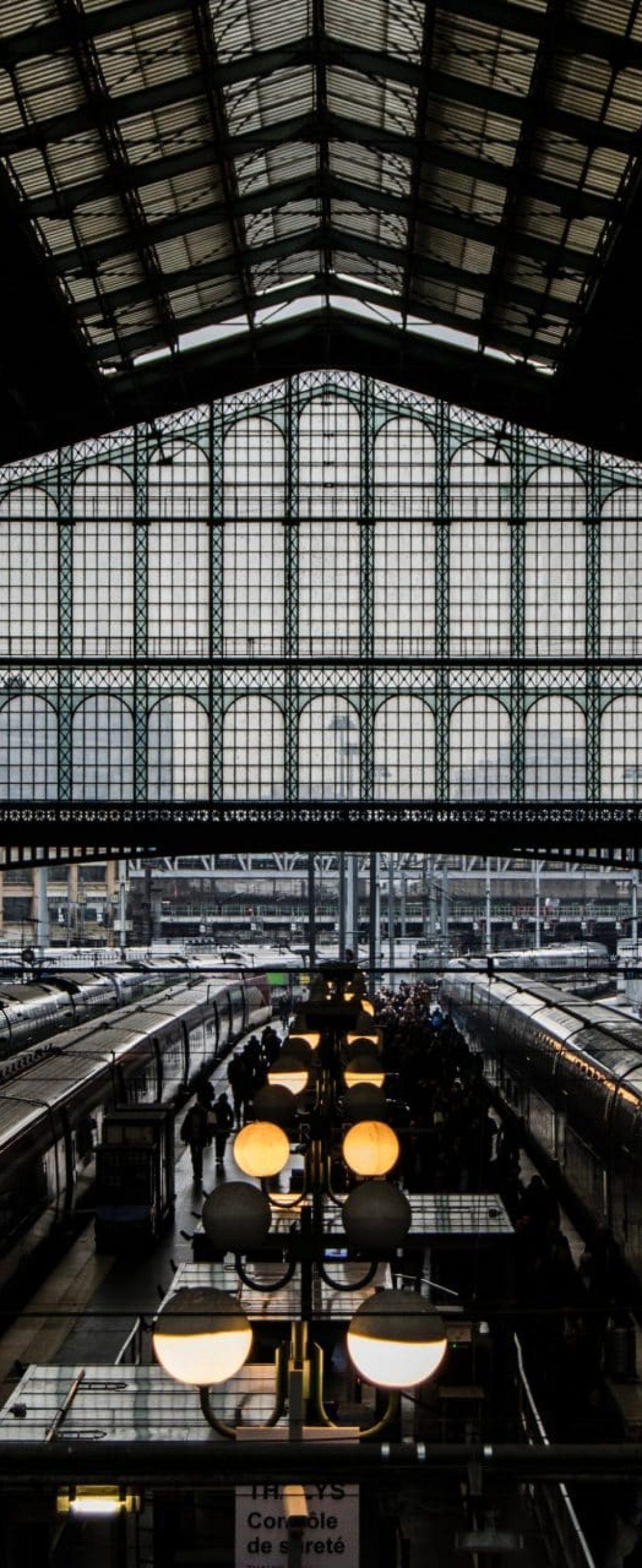 gare parisienne