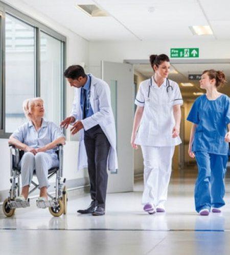 Docteur, infirmier, perssonel de santé, aide soignant