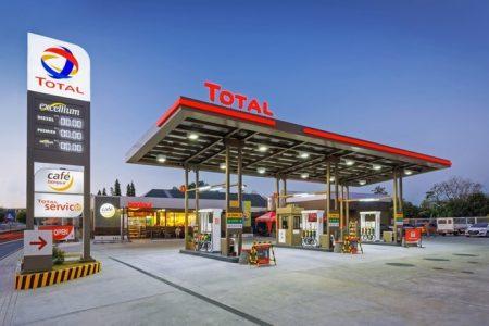 station essence Total